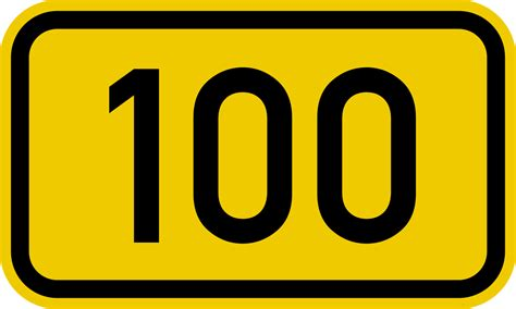 Bundesstraße 100