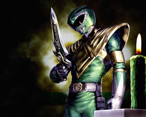 cool stuff go green ranger goranger go
