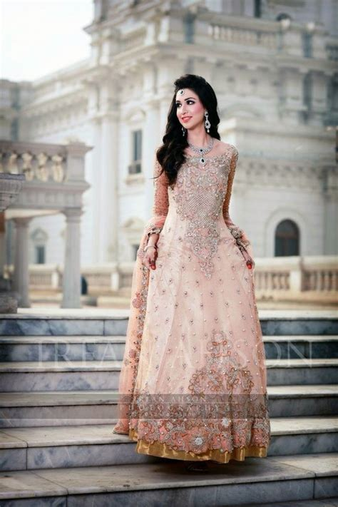 latest bridal engagement dresses designs   collection