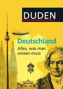 Muss Man Wissen : duden deutschland alles was man wissen mu buchdienst hohenrain ~ Frokenaadalensverden.com Haus und Dekorationen