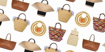 Beach Summer Bag Bags Woven