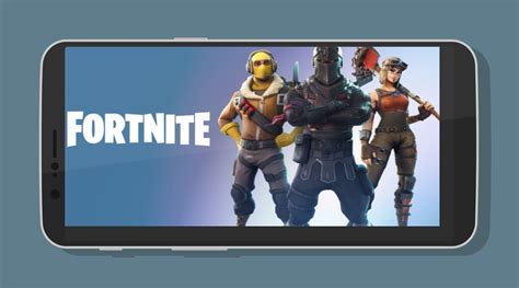 fortnite android beta begins rolling   supported