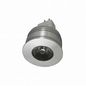 Led v dc recessed ceiling pot light