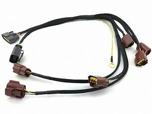 Skyline Ignition Coil Connector Plugs Wire Harness Stagea