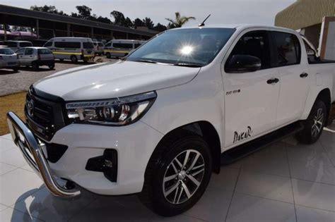 Dakar For Sale by 2018 Toyota Hilux 2 8gd 6 Dakar Cab 4x4 Auto