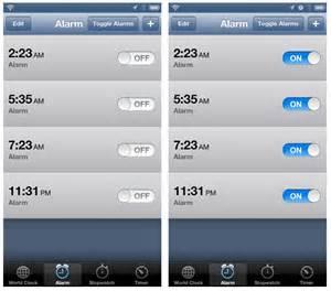 where is alarm on iphone iphone iphone alarm