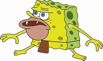 Spongebob Meme Caveman Sponge Primitive Patrick Spongegar