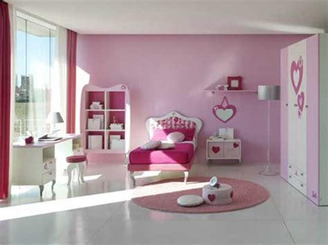 Home Design — Girls Room Decor