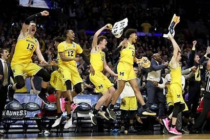 Basketball Michigan Texas Wolverines Win Florida State