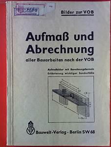 Abrechnung Nach Aufmaß : weilbier zvab ~ Themetempest.com Abrechnung