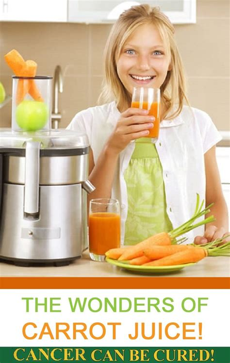 juice cancer carrot cure juicing lungs