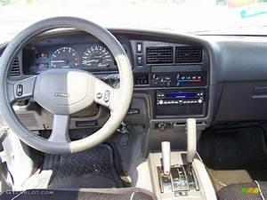 1991 Dark Gray Metallic Toyota 4runner Sr5 V6 4x4  8118527