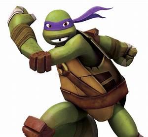 Donatello - Ninja Turtles - TMNT Characters - Nick.com