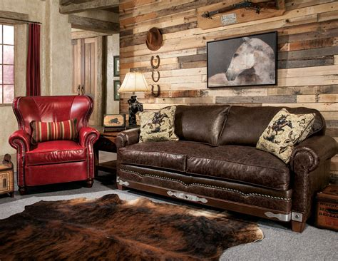 Rustic Lodge Furniture Mountain Cabin Furniture Decor