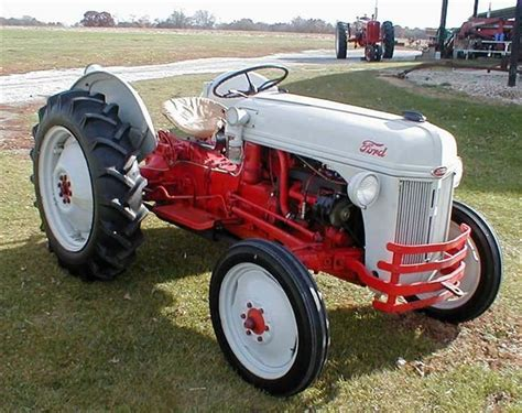 Classic Ford 8N tractor for sale with 3 point hitch