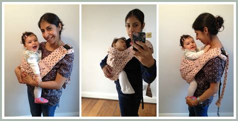 Babasling Organic Baby Carrier Giveaway Mummy Says