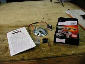 Installing A Pertronix Ignitor In Your Diamond Engine