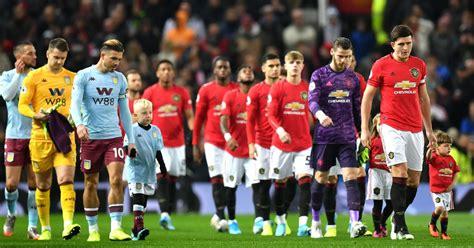 Pundits make their Aston Villa vs Manchester United ...