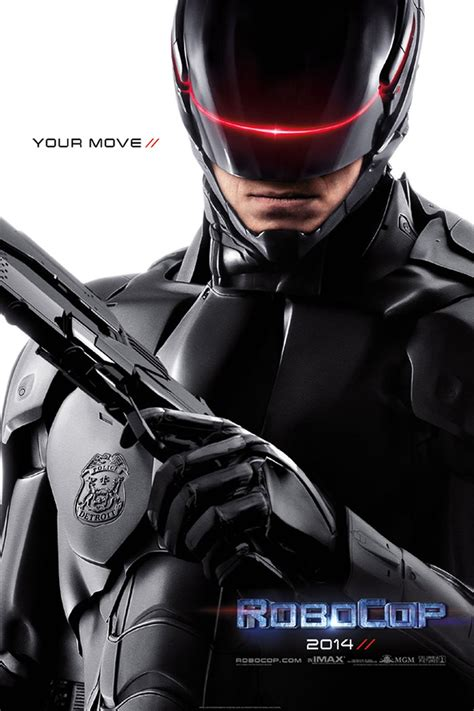 Robocop Takes On Drunk Driving This Holiday Season The