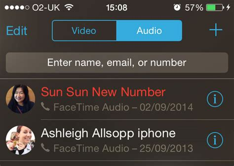 wish phone number make free phone calls on your iphone using facetime audio