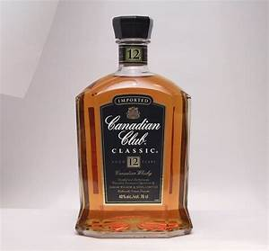 Canadian whisky - Wikipedia