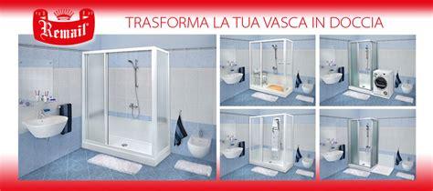 Remail Doccia by Remail Trasforma La Vasca In Doccia Ausili Anziani E