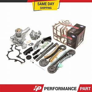 Timing Chain Kit Water Oil Pump  Land Rover Ford Explorer