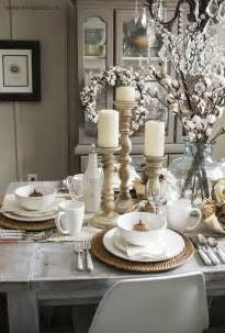 1000 ideas about dining table decorations on pinterest