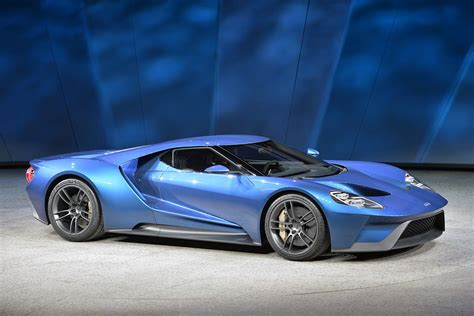 The Details About Relaunched And Redesigned Ford Gt