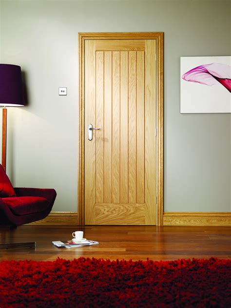 Style Doors by Oak Suffolk Panel Door Kens Yard