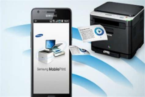 Samsung Mobile Print App by Samsung Mobile Print App Tersedia Di Play Store