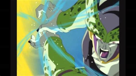 dragon ball  kai cell full power kamehameha youtube
