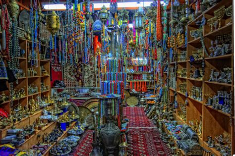 Top spots for souvenir shopping in Israel