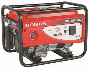 Honda Ep2200cx Avr Generator