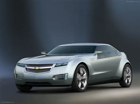 Chevrolet Photo by Chevrolet Volt Concept Car Photo 011 Of 52