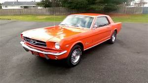 1965 Ford Mustang Coupe - YouTube