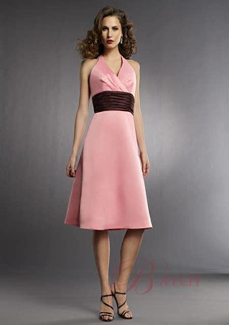 robe de soirée mi longue pour mariage robe de soir 233 e mi longue pour mariage