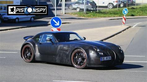 wiesmann mf gt replacement spied testing top speed