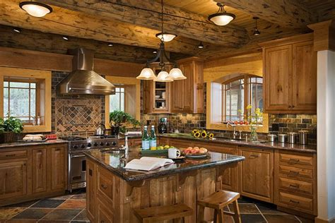 rustic kitchen islands for sale beautiful log home kitchen decor 457323 gallery of
