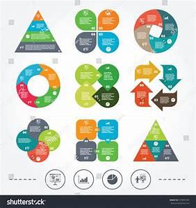 Circle And Triangle Diagram Charts  Diagram Graph Pie Chart Icon  Presentation Billboard Symbol