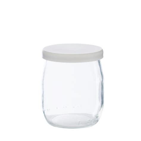 pot de yaourt en verre z 233 ro d 233 chet et 233 picerie en vrac