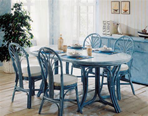 chaise de salle a manger en rotin choisir une chaise pour votre véranda et votre salle à