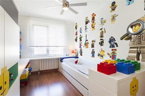 deco chambre lego déco chambre enfant 50 idées cool pour enjoliver les murs