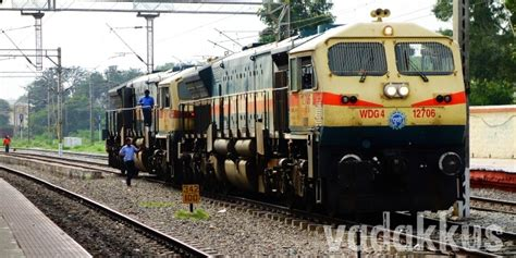 Indian Railway Locomotive Terminologies & Design