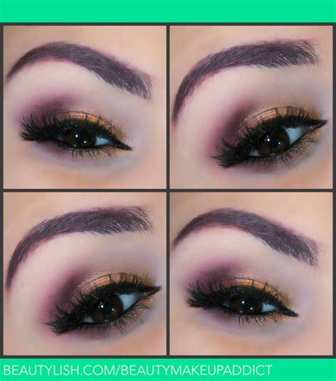 maroon makeup  simera hs beautetude photo