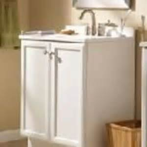 glacier bay white sink vanity 24 inch width reviews viewpoints