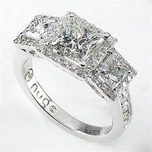 15 best collection of 3 band engagement rings for Wedding band for engagement ring