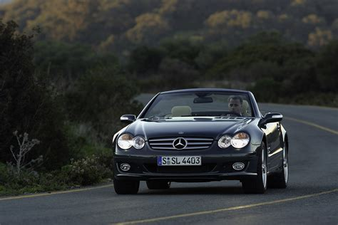 Mercedes Picture by 2007 Mercedes Sl Class Top Speed
