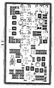 2006 Saab Fuse Box Diagram