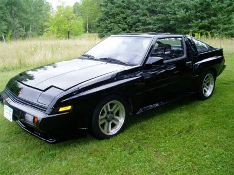 Find Used 1986 Mitsubishi Starion Esi-r Coupe 2-door 2.6l